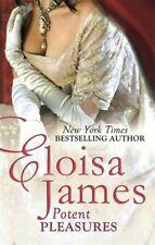 Potent Pleasures (Pleasures Trilogy) by Eloisa James