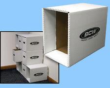BCW: Storage Box Houses: COMIC SIZE-SHORT: 10 Houses/CASE-LOT