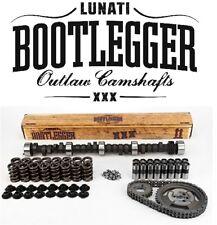 LUNATI BOOTLEGGER XXX12232HK SBC CHEVY 277/304 HYD FLAT COMPLETE CAMSHAFT KIT