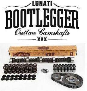 """Lunati Bootlegger XXX12232HK Camshaft Kit for Chevrolet SBC .500""""/.500"""" Lift"""