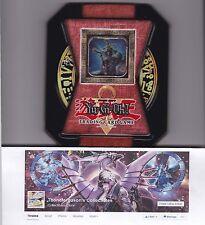 Total Defense Shogun Secret Rare YuGiOh NM CT1 - Collector's Tin 2004 Empty