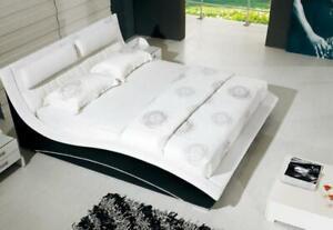 Multifunktion Bett Betten Ehebett Doppelbett Polsterbett Schlafzimmer 180x200cm