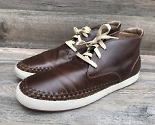 Tsubo Adan Chukka Ankle Boots Men's 12M Hipster Brown Fashion Sneakers SOLD OUT