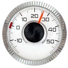 Original 1971 Bimetall Thermometer justierbar Magnethalter RICHTER / HR Art 2805