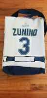 Mike Zunino Cooler Chest Protector Seattle Mariners Lunch Box / Bag NEW  SGA