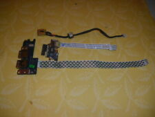 Power Button Board+DC Jack, USB Board  for Gateway  NE56R  series  Laptop.