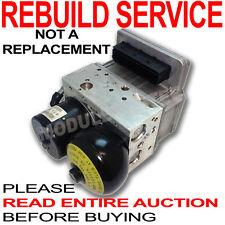 03 04 05 06 E500 CLS500 E320 E55 E350 Mercedes SBC Module Rebuild Repair