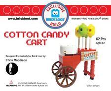Exclusive Brick Loot Cotton Candy Machine - 100% LEGO Bricks Set