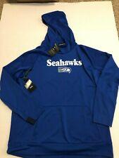 Nike Men's Seattle Seahawks Historical Hoodie Sweatshirt L NFL NWT