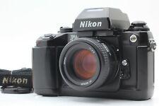 【Near Mint】 Nikon F4 SLR Film Camera Body w/ AF 50mm f/1.4 D Lens From Japan 431
