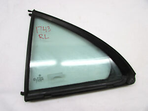 2003 MERCEDES C240 REAR LEFT QUARTER GLASS 203 730 01 55 OEM 01 02 04 05 06 07