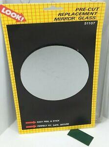 """MOTORMITE / DORMAN 51107 UNIVERSAL DOOR MIRROR DIAMETER 5"""" ROUND"""