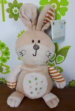 Boa Luxury Nursery Collection Bunny Rabbit Comforter Plush Baby Toy (19)