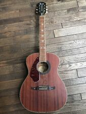 Fender Artist Tim Armstrong Hellcat Acoustic/Electric Guitar LH