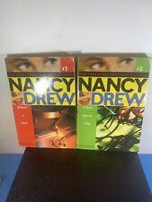 Lot of 2 Nancy Drew Mystery Books