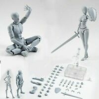 Upgrade Body Kun Doll PVC Body-Chan DX Action Play Art Figure Model Drawing Toy