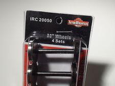 "O-SCALE INTERMOUNTAIN IRC 20050 SCALE WHEELS 33"" W20050 2 RAIL BIGDISCOUNTTRAINS"