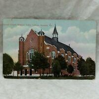 Vintage Postcard Stewart Chapel Missouri Valley College Scene Marshall Unused