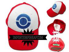 POKEMON ASH CAPPELLO COSPLAY nuovo berretto Hat Cap cappellino ketchum x y red