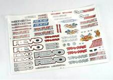 TRAXXAS 5313 Adesivi REVO Kit/REVO LOGOS AND GRAPHICS DECAL SHEET TRAXXAS