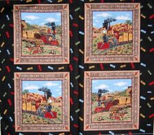 "Andover Forest Fable 901 20 Panel Cotton Fabric 24/"" Panel"