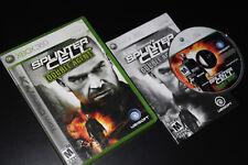 Tom Clancy's Splinter Cell: Double Agent (Microsoft Xbox 360, 2006)