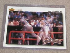 1992 Upper Deck 5 x 7 Blow Ups #424 Ken Griffey Jr. Seattle Mariners Jr. New