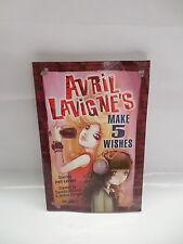 Avril Lavigne's Make 5 Wishes Comic Book Graphic Novel Volume 1