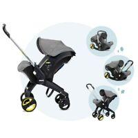 Doona Baby/ Infant Car Seat/ Pushchair/ Pram Travel with raincover