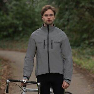 Proviz - REFLECT 360+ Plus Men's Cycling Jacket - Reflective MEDIUM