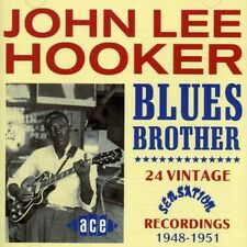 John Lee Hooker - Blues Brother [New CD] UK - Import