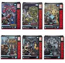Transformers Studio Séries Generations Voyager Classe Figurine Hasbro Takara