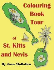 Colouring Book Tour of St. Kitts and Nevis (2014, Paperback)
