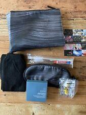 Qantas Business Class Amenity Kit - Luke Shadbolt