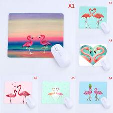 Mousepad pink flamingo desk mat surface waterproof anti-slip table mouse pad FT