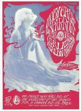 Moby Grape The Sparrow Charlatans Avalon Ballroom Graham Postcard Fd-43a N/M B10
