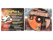 PlayStation Underground Jampack: Summer 2K (Sony PlayStation PS1) Complete