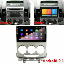 """9"""" Android 9.1 Radio Stereo Gps Mp5 Multimedia Player 1Gb+16Gb For 05-10 Mazda 5 (Fits: Mazda)"""