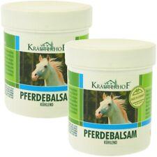 (4,00€/100 ml) 2x Kräuterhof Pferdebalsam 100 ml - für die kühlende Körperpflege