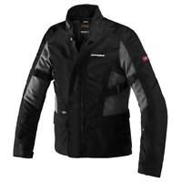 Spidi Traveler 2 Robust H2Out Motorcycle Motorbike Textile Jacket Black