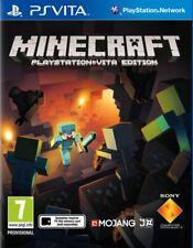 "Juego Sony PSVita ""Minecraft"""