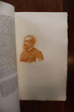 Docteur Regnard Figures Contemporaines Mariani Biographie 1911 1/25 ex. Rare