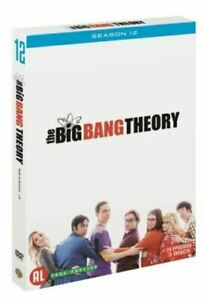 THE BIG BANG THEORY - Saison 12 - COFFRET DVD NEUF SOUS BLISTER