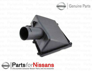 Genuine Nissan 2004-2016 TITAN ARMADA FRONTIER XTERRA UPPER AIR CLEANER COVER
