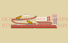 HONDA NS 400 R ROTHMANS 1987 STICKERS STICKERS