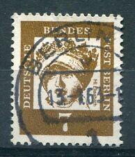 ALLEMAGNE BERLIN, 1961 timbre 179, CELEBRITES, E. de THURINGE, oblitéré