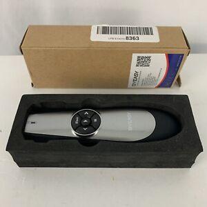 BYEASY Wireless Presenter Laser Pointer 2.4GHz PPT Presentation Clicker Remote