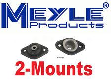 Set of 2 Meyle Brand Rear Strut/Shock Mounts  850 C70 V70 S70