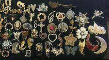 Pins and Brooches, Various Selection (LG)