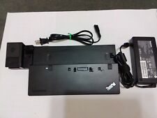 Lenovo ThinkPad Ultra Dock 90W 40A20090US sd20a06046 00hm917  + 90w power